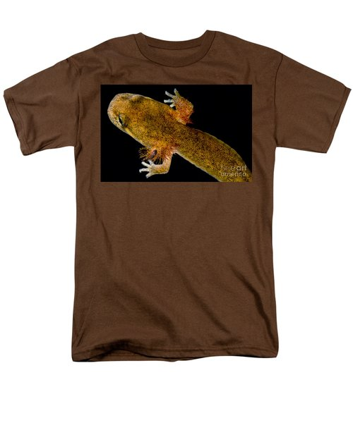 California Giant Salamander Larva Men's T-Shirt  (Regular Fit) by Dant� Fenolio
