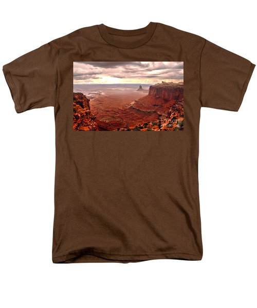 Canyonland Rain T-Shirt by Robert Bales