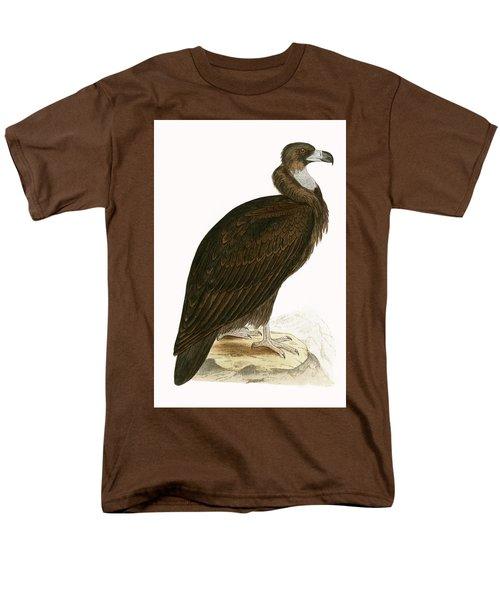 Cinereous Vulture Men's T-Shirt  (Regular Fit) by English School