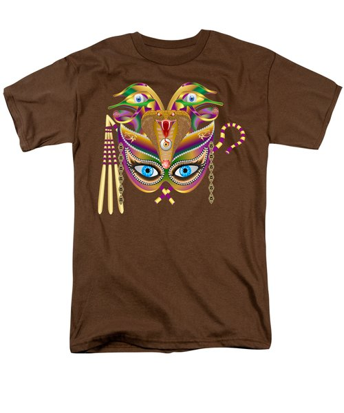 Cleopatra Viii For Any Color Products But No Prints Men's T-Shirt  (Regular Fit) by Bill Campitelle