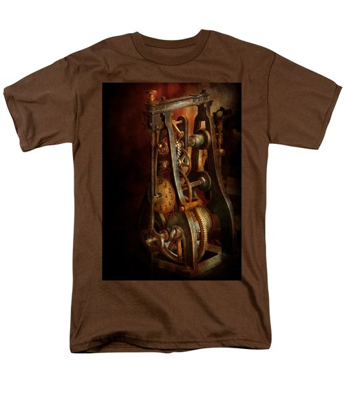 Clockmaker - Careful I bite T-Shirt by Mike Savad