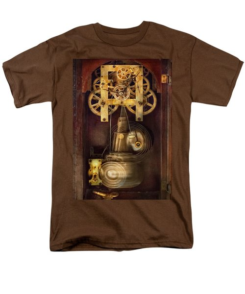 Clockmaker - The Mechanism  T-Shirt by Mike Savad