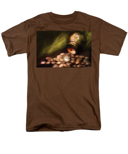 Collector - Coin - Treasure Quest  T-Shirt by Mike Savad