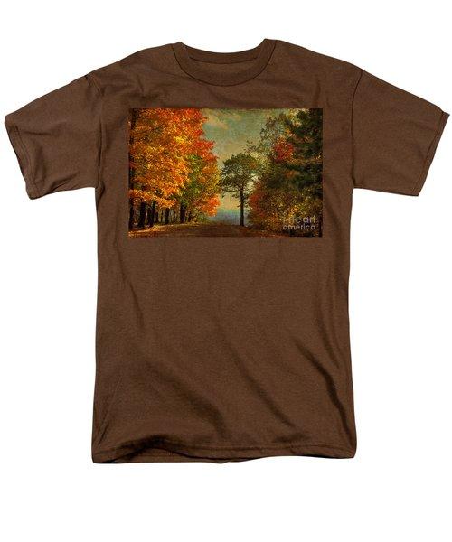 Down the Mountain T-Shirt by Lois Bryan