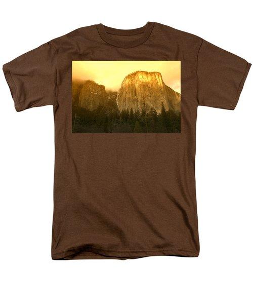 El Capitan Yosemite Valley T-Shirt by Garry Gay
