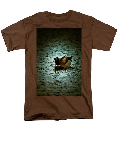 Escaping the Rain T-Shirt by Loriental Photography