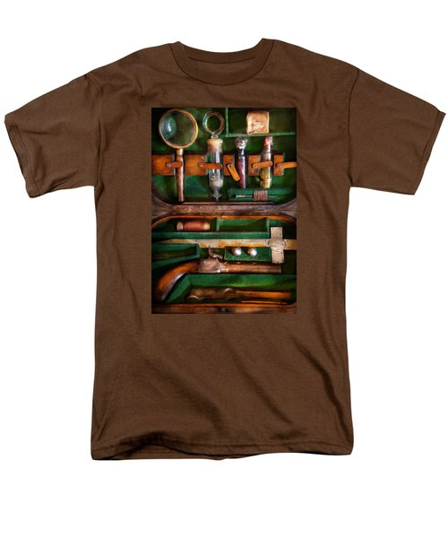 Fantasy - Emergency Vampire Kit  T-Shirt by Mike Savad