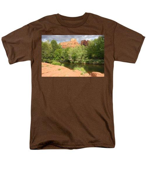 Feng Shui in Sedona T-Shirt by Carol Groenen