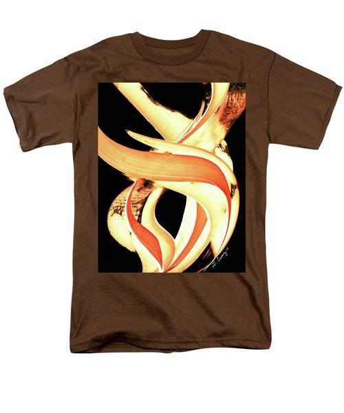 FireWater 3 T-Shirt by Sharon Cummings
