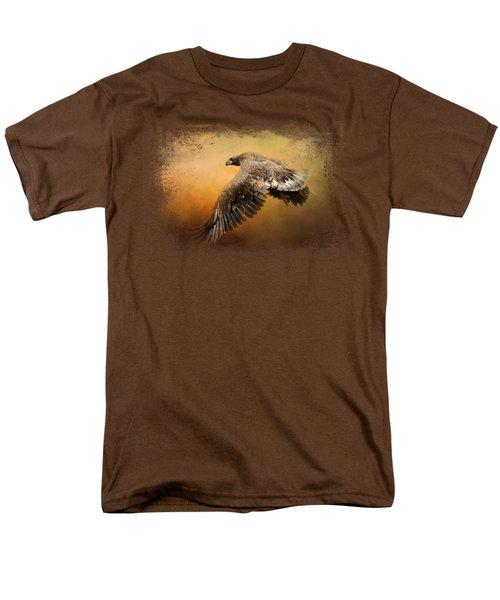 First Flight Men's T-Shirt  (Regular Fit) by Jai Johnson
