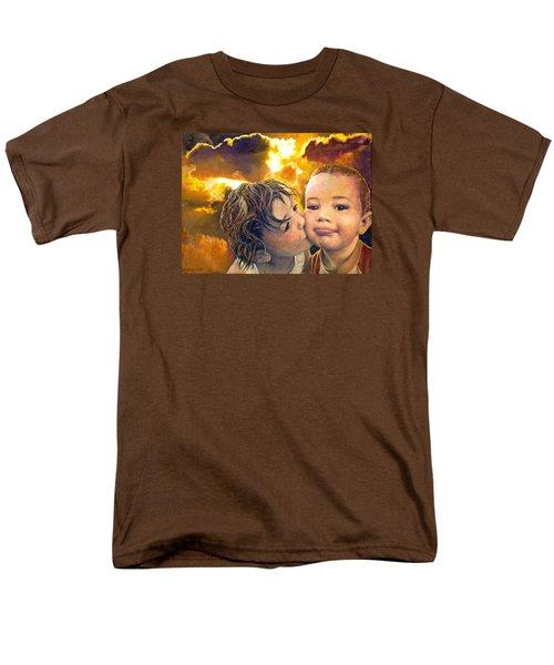 First Kiss T-Shirt by Michael Durst