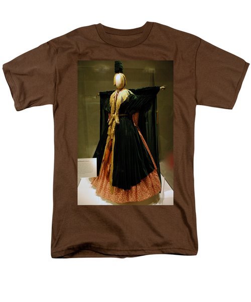 Gone With The Wind - Carol Burnett Men's T-Shirt  (Regular Fit) by LeeAnn McLaneGoetz McLaneGoetzStudioLLCcom