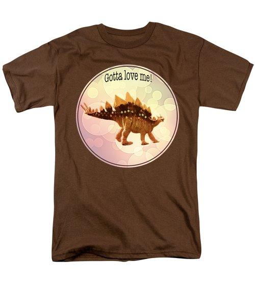 Gotta Love Me Men's T-Shirt  (Regular Fit) by Art OLena