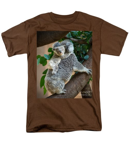 Hanging On Men's T-Shirt  (Regular Fit) by Jamie Pham
