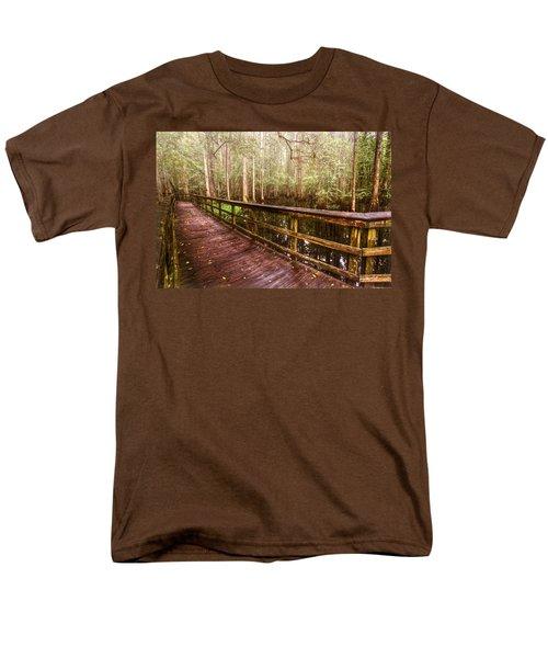 Highlands Hammock T-Shirt by Debra and Dave Vanderlaan