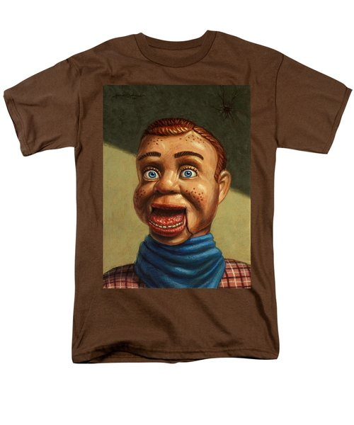 Howdy Doody dodged a bullet T-Shirt by James W Johnson