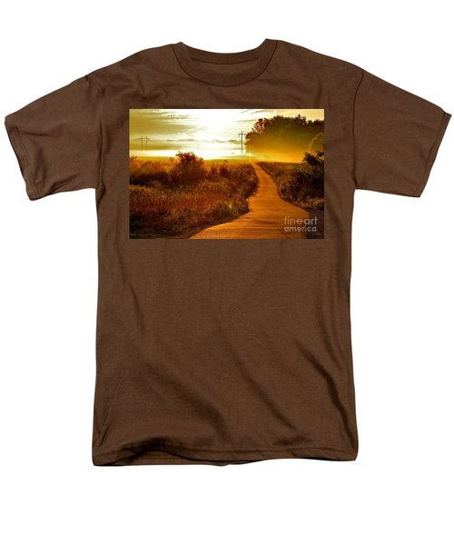 Into the unknown T-Shirt by Robert Pearson
