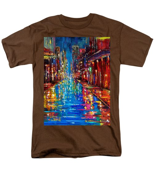 Jazz Drag T-Shirt by Debra Hurd
