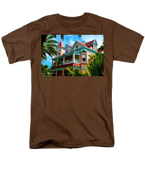 Key West Southern Most Hotel T-Shirt by Bill Cannon
