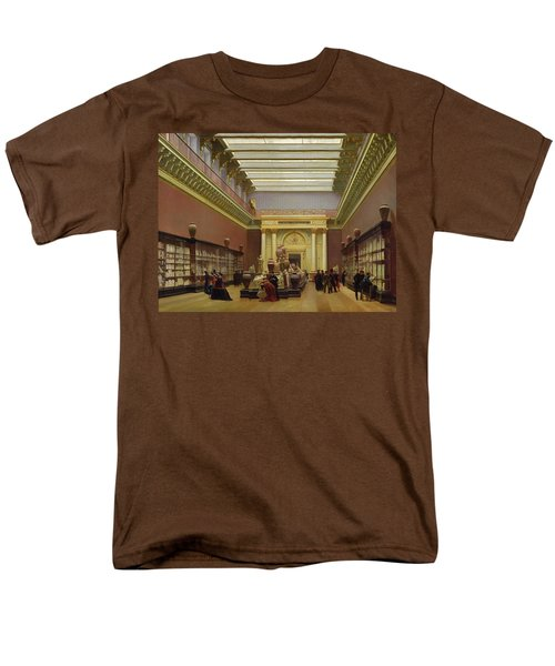 La Galerie Campana Men's T-Shirt  (Regular Fit) by Charles Giraud