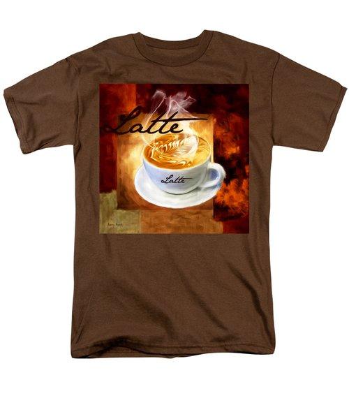 Latte T-Shirt by Lourry Legarde
