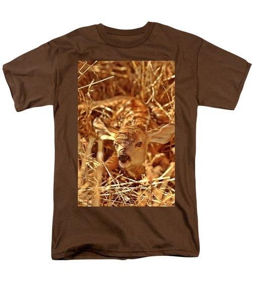 Newborn Fawn T-Shirt by Mark Duffy