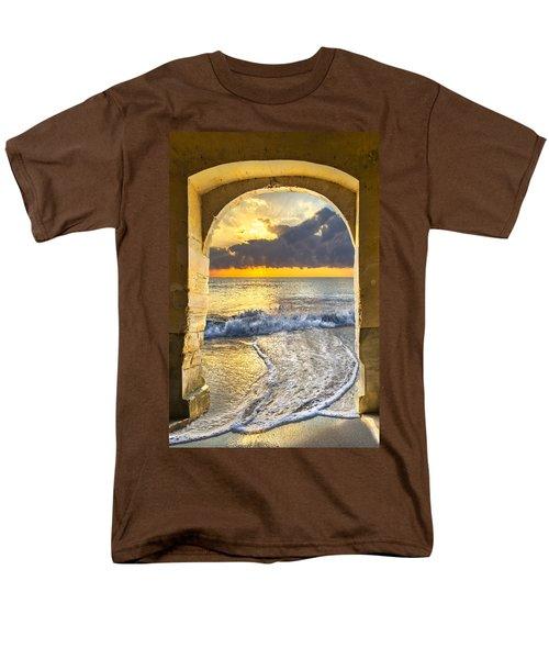 Ocean View T-Shirt by Debra and Dave Vanderlaan