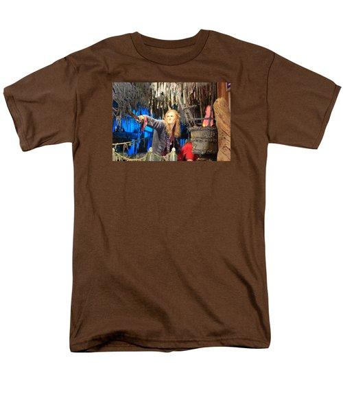 Orlando Bloom Men's T-Shirt  (Regular Fit) by Qingrui Zhang