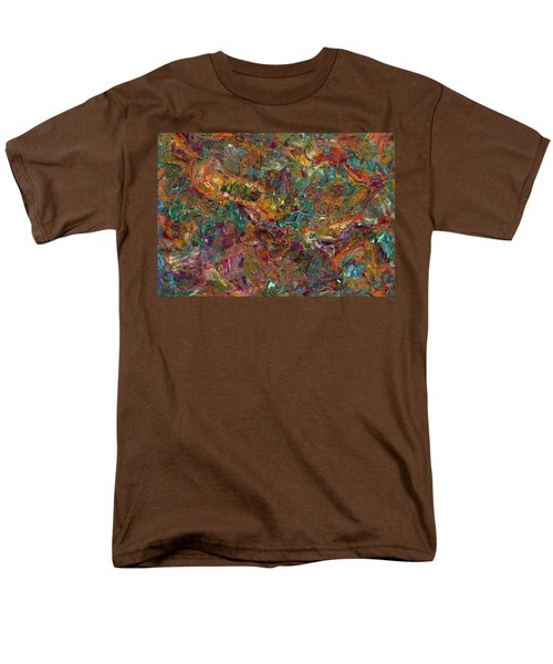 Paint number 16 T-Shirt by James W Johnson