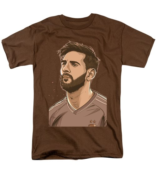 Please Do Not Go Lio Men's T-Shirt  (Regular Fit) by Akyanyme