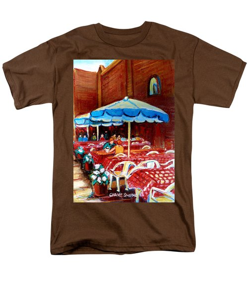 RUE PRINCE ARTHUR T-Shirt by CAROLE SPANDAU
