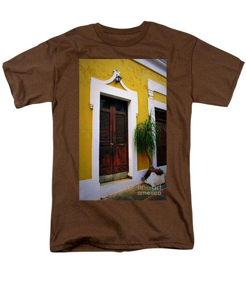 San Juan Doors T-Shirt by Perry Webster