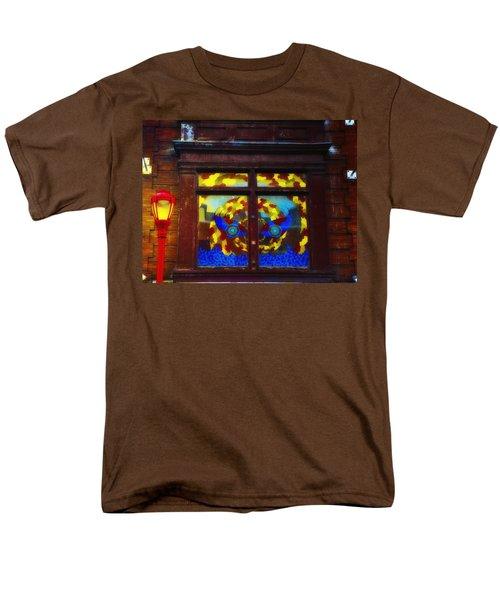 South Street Window T-Shirt by Bill Cannon