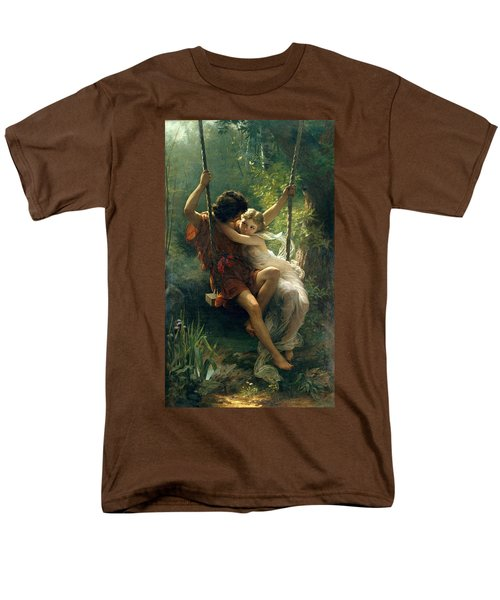 Springtime T-Shirt by Pierre August Cot