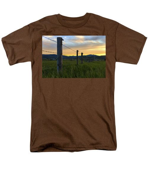 Star Valley T-Shirt by Chad Dutson