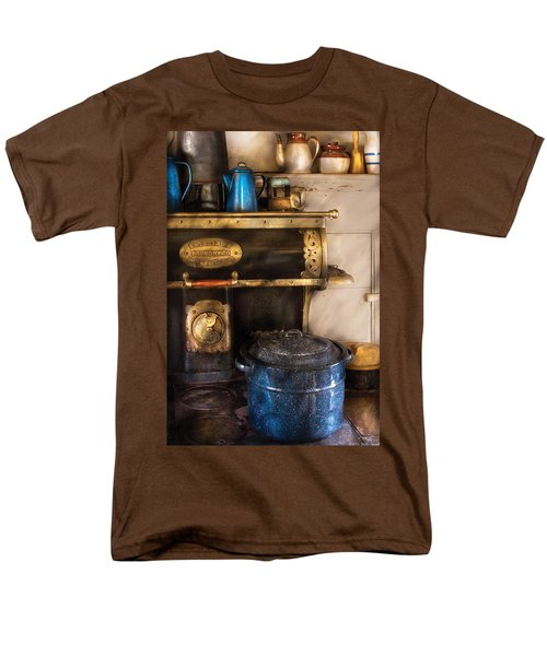 Stove - The Stove T-Shirt by Mike Savad