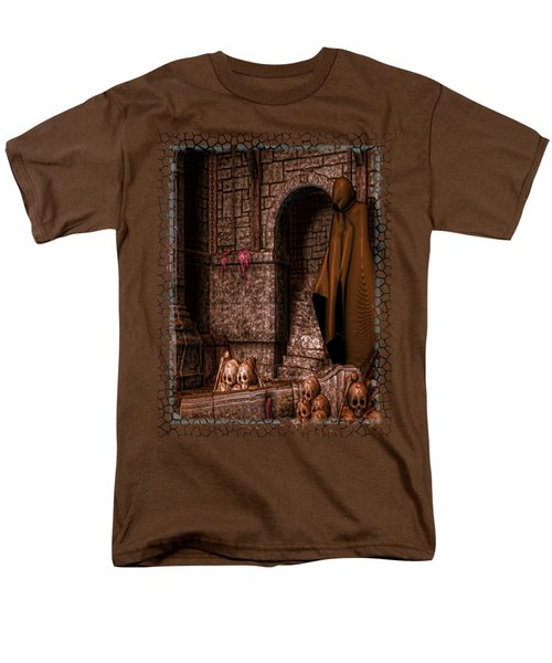 The Dark Men's T-Shirt  (Regular Fit) by Sharon and Renee Lozen