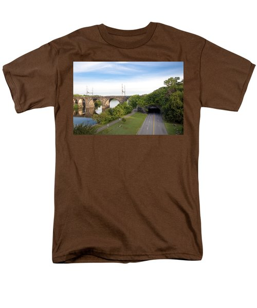 The Kelly Drive Rock Tunnel T-Shirt by Bill Cannon
