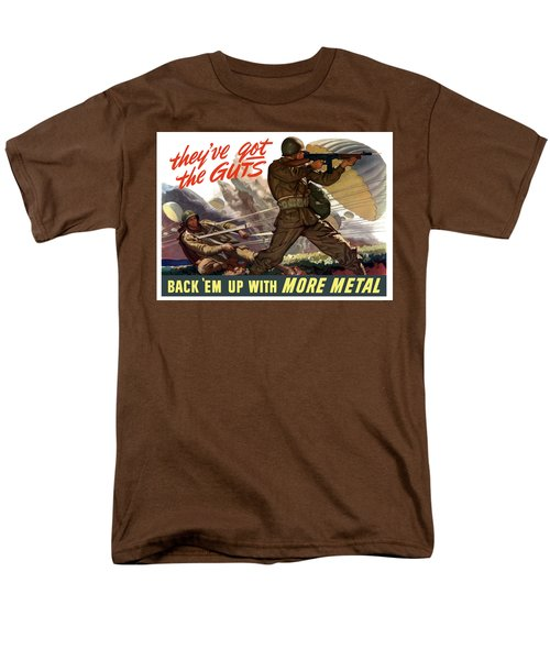 They've Got The Guts T-Shirt by War Is Hell Store