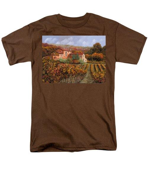tra le vigne a Montalcino T-Shirt by Guido Borelli