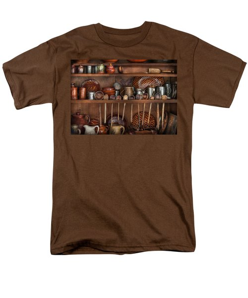 Utensils - What I found in a cabinet T-Shirt by Mike Savad