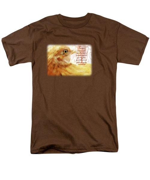 Vanity Fair - Verse Men's T-Shirt  (Regular Fit) by Anita Faye