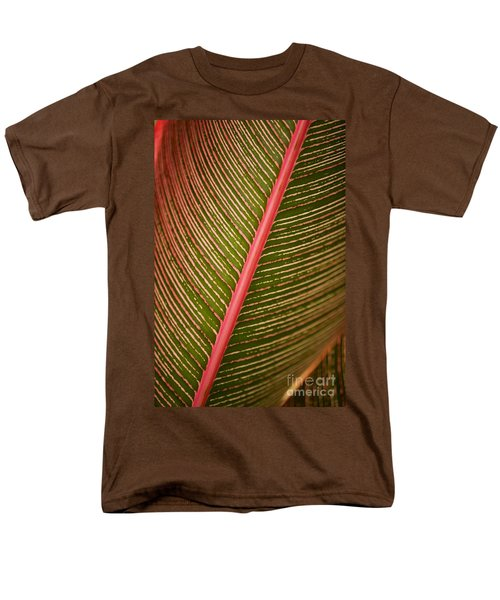 Variegated Ti-Leaf 2 T-Shirt by Ron Dahlquist - Printscapes