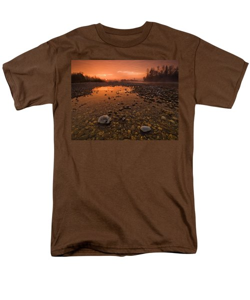 Water on Mars T-Shirt by Davorin Mance