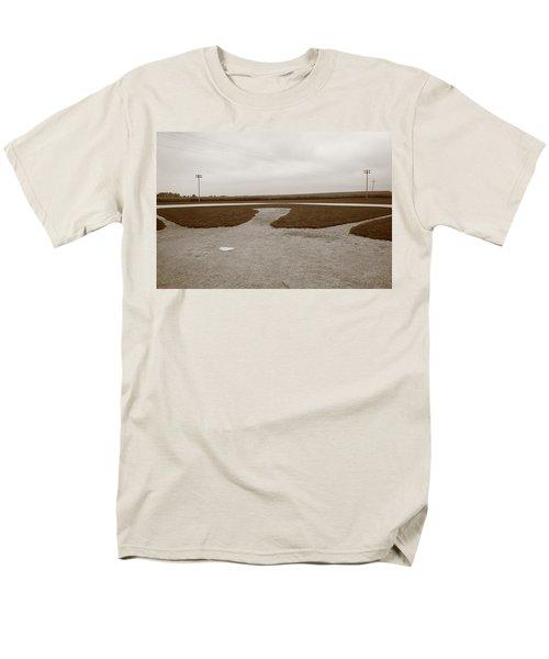 Baseball Men's T-Shirt  (Regular Fit) by Frank Romeo