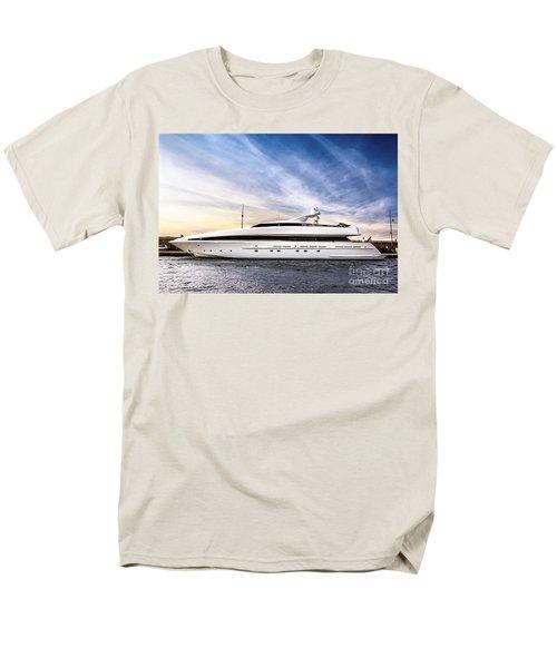 Luxury yacht T-Shirt by Elena Elisseeva