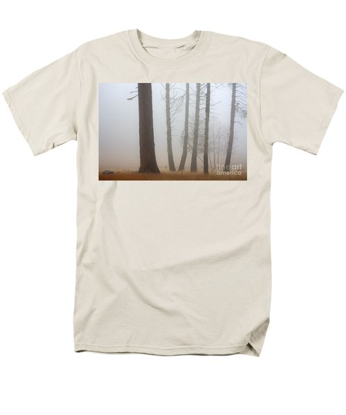 Out of the Fog T-Shirt by Mike  Dawson
