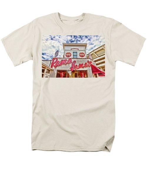 Rama Jama's T-Shirt by Scott Pellegrin