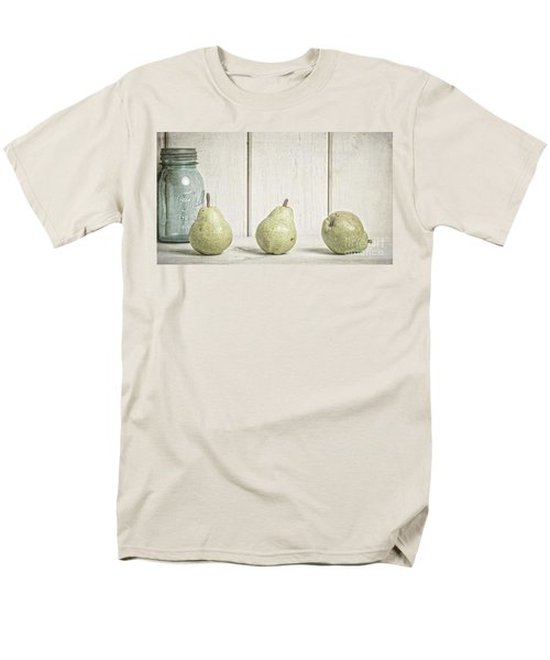 Three Pear T-Shirt by Edward Fielding