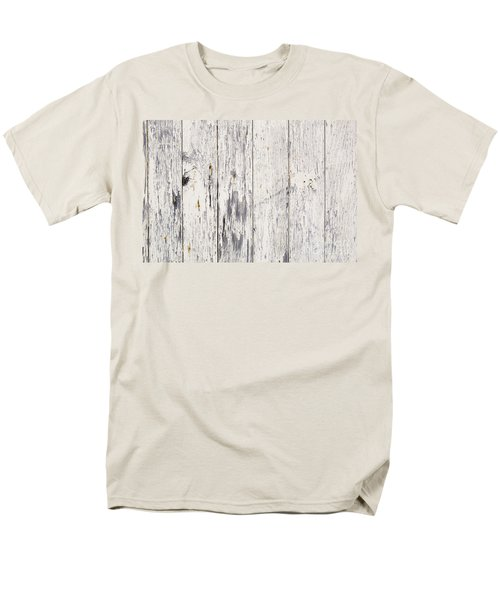 Weathered Paint on Wood T-Shirt by Tim Hester
